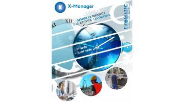 Soluzioni per gestione presenze del personale X-Manager