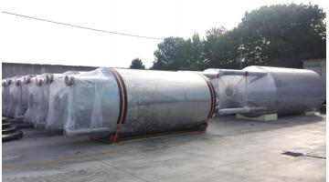 Batteria di fermentatori birra inox