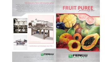 Linee complete produzione purea Fenco