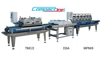 Automatic line for production boards