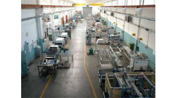 Produzione macchine da taglio