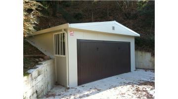 Garage prefabbricati coibentati singoli