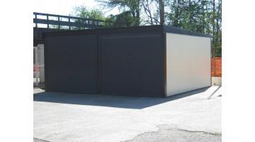 Box prefabbricati uso garage