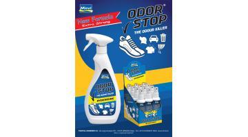 Prodotto igienizzante spray elimina odori