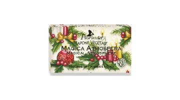 Fragrant vegetable soap