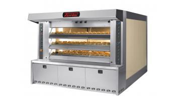 Профессиональные печи с планами для пекарен