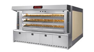 Плоские печи для пекарен
