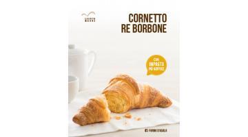 Cornetto Re Borbone vuoto