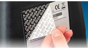 Etichette di sicurezza per farmaci