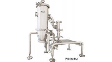 Micronizzatori per impianti pilota Pilot Mill 2