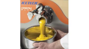 Macchina combinata multifunzione per gelateria