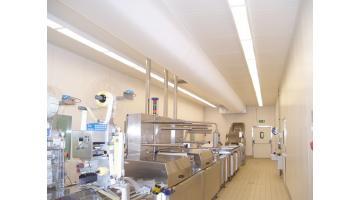 Camere bianche per industria alimentare