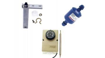Spare parts for refrigerators