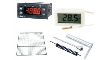 Spare parts for industrial refrigerators
