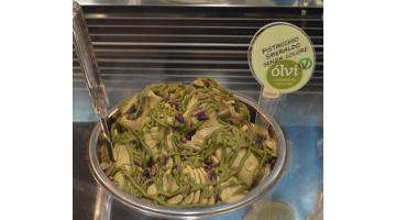 Basi gelato pistacchio vegan