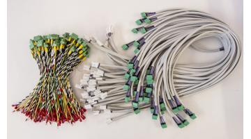 Cablaggi elettronici per apparecchiature medicali