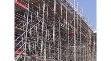 Macchine profilatrici per la produzione di ponteggi edili Gasparini
