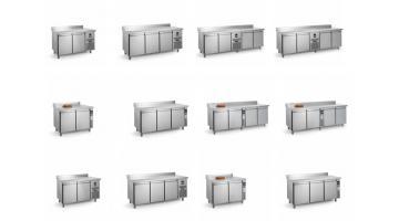 Tavoli refrigerati per pasticceria Labor