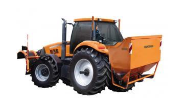 Spargitore autocaricante per trattori