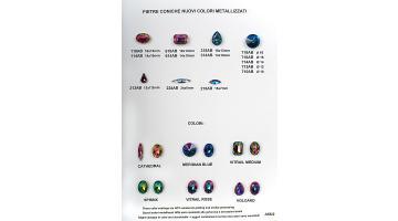 Pietre in cristallo per calzature