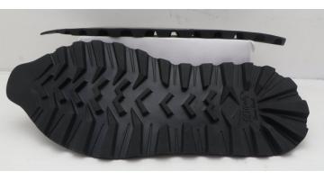 Suole in gomma per calzature artigianali Saint Moritz