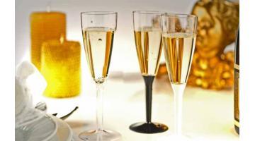 Bicchieri flute per ristorazione