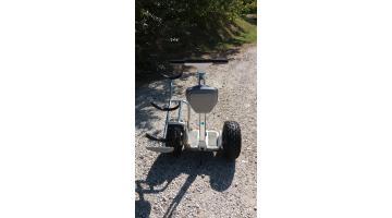Personal transporter elettrico per campi da golf