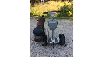Personal transporter elettrico per golf