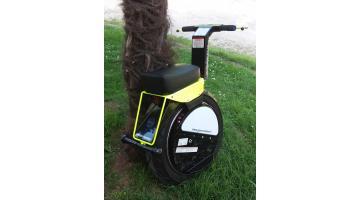 Personal transporter di derivazione motociclistica