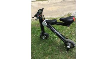 Compact electric scooter