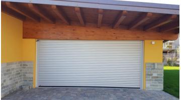 Serranda salvaspazio per garage