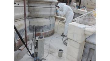 Sabbiatrici per ristrutturazioni edili