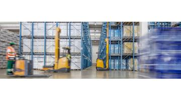 Software per gestione magazzino logistico