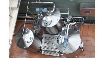Microbirrificio da 500 litri