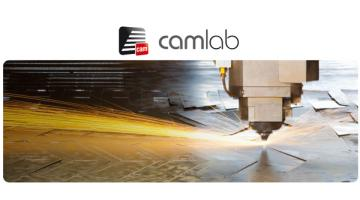 Nesting software for sheet metal CAMLAB INFOLAB