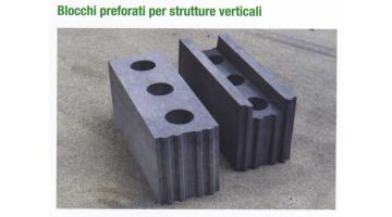 Non-autoclaved aerated concrete blocks ISOLTECH
