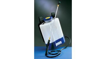 Pompa irroratrice elettrica a spalla