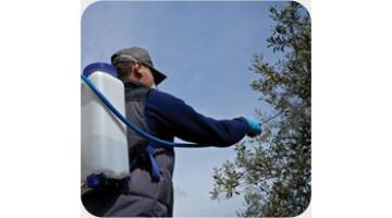 Pompa irroratrice per agricoltura e giardinaggio