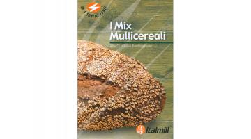 Mix di semilavorati per pane ai cereali