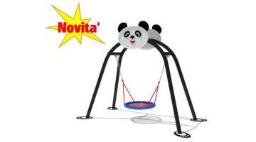 Swings for playgrounds Panda Swing
