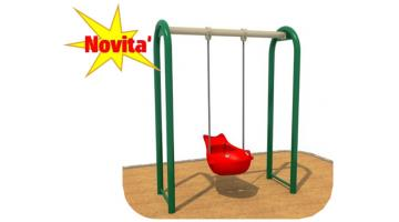 Swings for playgrounds Smile