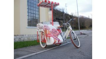 Bici per gelato
