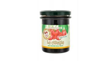 Confettura bio di ciliegie senza pectina