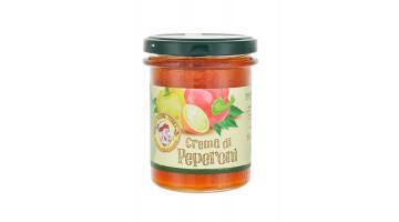 Crema di peperoni spalmabile