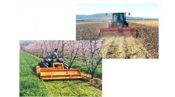 Vendita ricambi per trinciatrici agricole