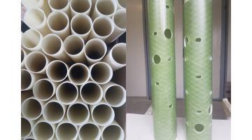 Tubi isolanti in vetronite e bachelite