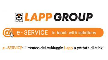 Servizi online per cablaggi industriali