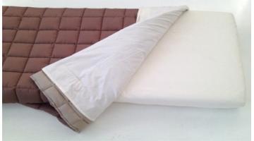 Completo letto per camper