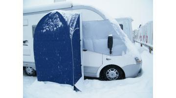 Preingresso invernale per camper