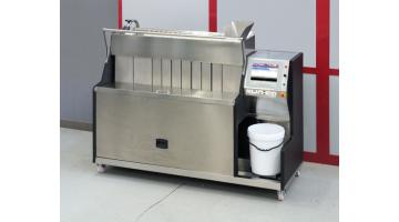 Weigher for pastry